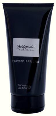 Baldessarini Private Affairs гель для душу для чоловіків 1