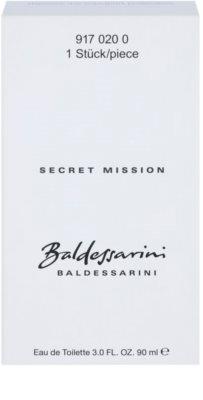 Baldessarini Secret Mission toaletna voda za moške 2