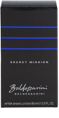 Baldessarini Secret Mission loción after shave para hombre 3