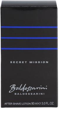 Baldessarini Secret Mission losjon za po britju za moške 3