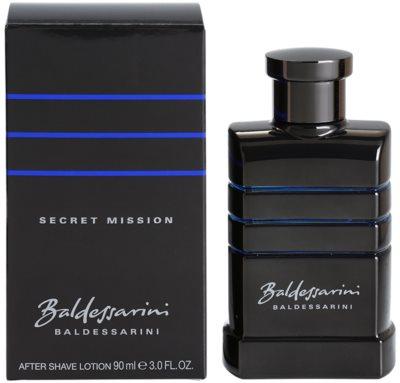 Baldessarini Secret Mission After Shave für Herren