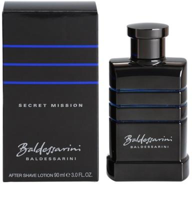Baldessarini Secret Mission after shave para homens