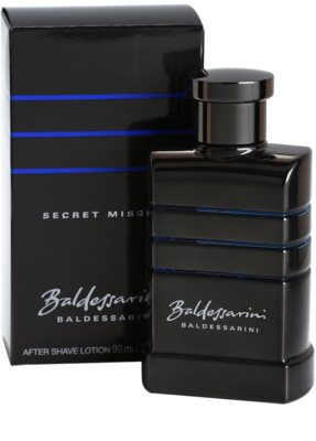 Baldessarini Secret Mission losjon za po britju za moške 1