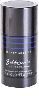 Baldessarini Secret Mission desodorante en barra para hombre