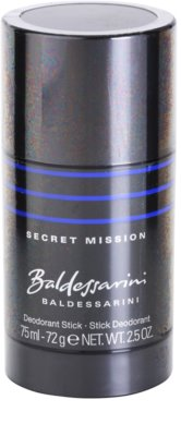 Baldessarini Secret Mission dezodorant w sztyfcie dla mężczyzn