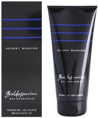 Baldessarini Secret Mission gel de ducha para hombre