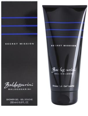 Baldessarini Secret Mission gel de duche para homens