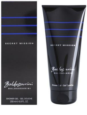 Baldessarini Secret Mission gel za prhanje za moške