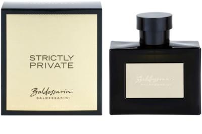 Baldessarini Strictly Private Eau de Toilette para homens