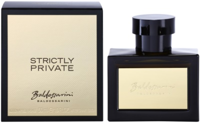 Baldessarini Strictly Private loción after shave para hombre