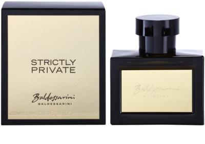Baldessarini Strictly Private losjon za po britju za moške