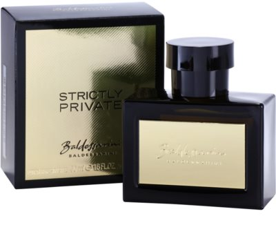 Baldessarini Strictly Private loción after shave para hombre 1