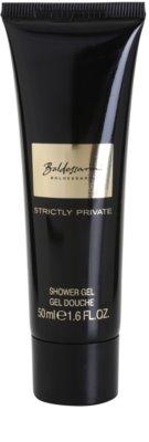 Baldessarini Strictly Private gel de ducha para hombre