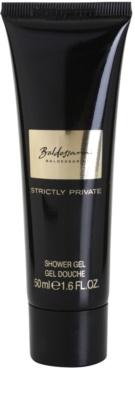 Baldessarini Strictly Private gel za prhanje za moške