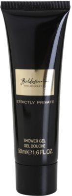 Baldessarini Strictly Private Shower Gel for Men