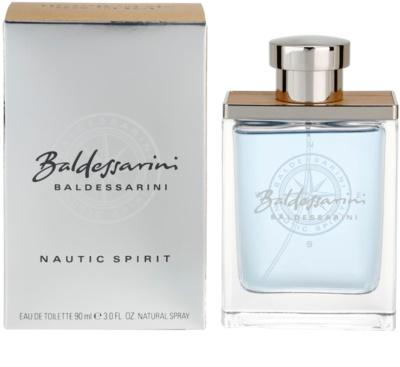 Baldessarini Nautic Spirit eau de toilette férfiaknak