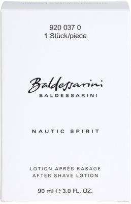 Baldessarini Nautic Spirit losjon za po britju za moške 2