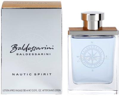 Baldessarini Nautic Spirit loción after shave para hombre