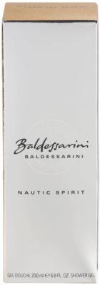 Baldessarini Nautic Spirit tusfürdő férfiaknak 3