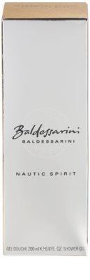 Baldessarini Nautic Spirit gel de ducha para hombre 3