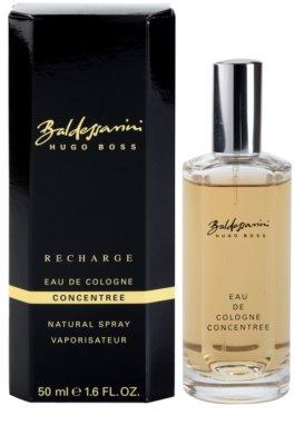 Baldessarini Baldessarini Concentree kolínská voda pro muže  náplň do deodorantu
