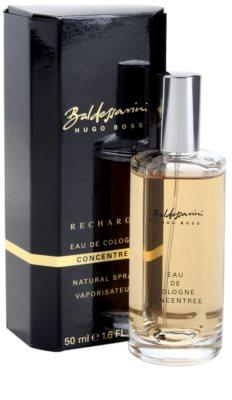 Baldessarini Baldessarini Concentree kolínská voda pro muže  náplň do deodorantu 1