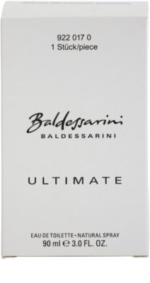 Baldessarini Ultimate Eau de Toilette for Men 4