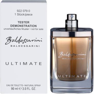 Baldessarini Ultimate eau de toilette teszter férfiaknak 1