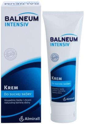 Balneum Intensiv schützende Hand - und Gesichtscreme für trockene Haut 1
