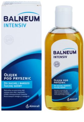 Balneum Intensiv sprchový olej pre suchú až veľmi suchú pokožku 1