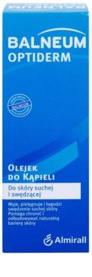 Balneum Optiderm óleo de banho para pele seca e com purido 2