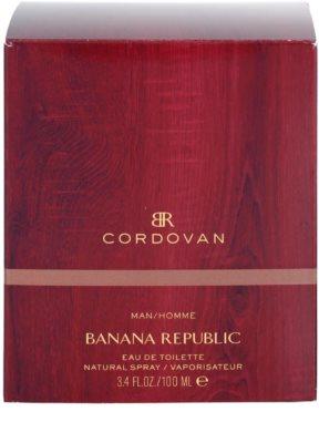Banana Republic Cordovan toaletní voda pro muže 4