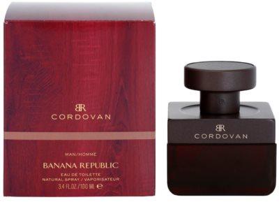 Banana Republic Cordovan eau de toilette férfiaknak