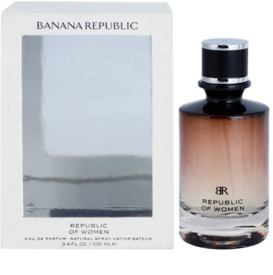 Banana Republic Republic Of Women eau de parfum nőknek