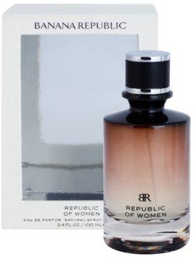 Banana Republic Republic Of Women Eau de Parfum para mulheres 1