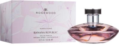 Banana Republic Rosewood Eau de Parfum para mulheres 1