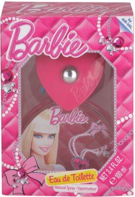 Barbie Fabulous eau de toilette para mujer
