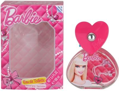 Barbie Fabulous eau de toilette para mujer 1