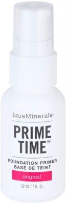 BareMinerals Prime Time alap bázis make-up alá