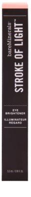 BareMinerals Stroke of Light™ élénkítő a szem köré 3
