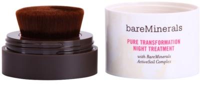 BareMinerals Treat нічна відновлююча пудра для зменшення пор