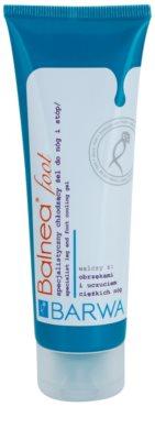 Barwa Balnea gel na nohy s chladivým účinkem