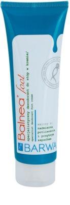 Barwa Balnea krémový dezodorant na nohy