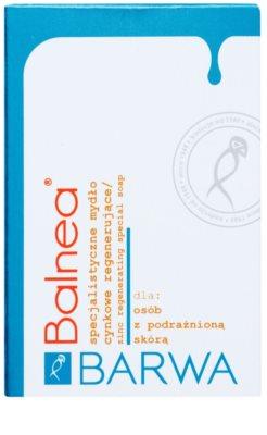 Barwa Balnea regeneračné mydlo so zinkom pre podráždenú pokožku 2