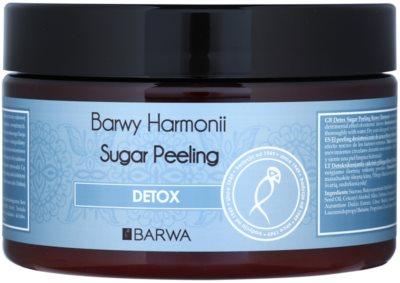 Barwa Harmony Detox пилинг със захар с почистващ и защитен ефект