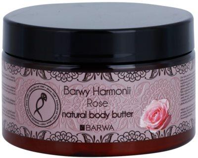 Barwa Harmony Rose manteiga corporal