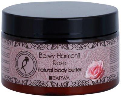 Barwa Harmony Rose unt  pentru corp