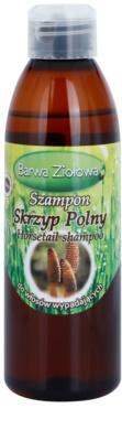 Barwa Herbal Horsetail шампунь проти випадіння волосся