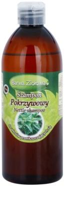 Barwa Herbal Nettle sampon pentru par gras