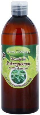 Barwa Herbal Nettle szampon do włosów przetłuszczających